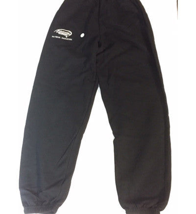 Embroidered Jogging Bottoms (PCC)