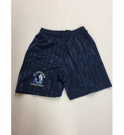 Navy Shorts (OLOL)