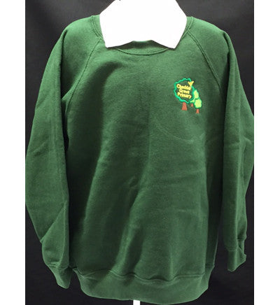 Bottle Embroidered Sweatshirt (CGS)