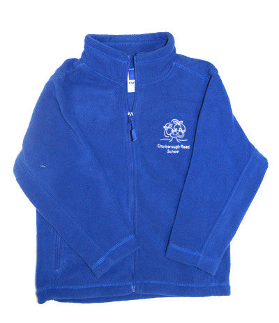 Fleece Jacket Embroidered (CRS)