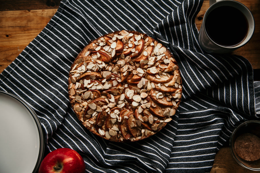 Norwegian Apple Cake (Eplekake) Recipe