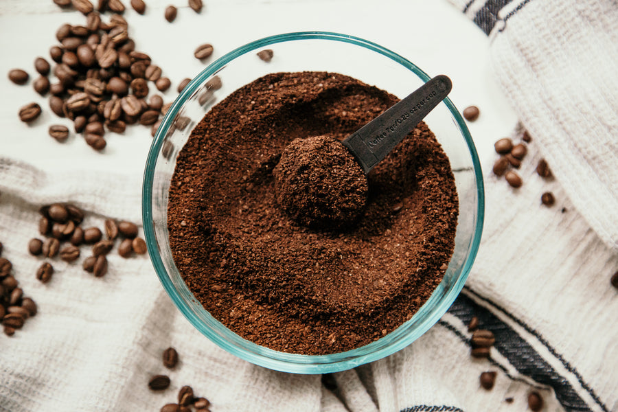 4 Uses for Coffee Grounds on the Homestead