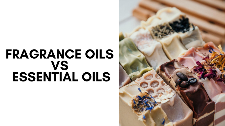 Fragrance Oils Vs Essential Oils in Soap