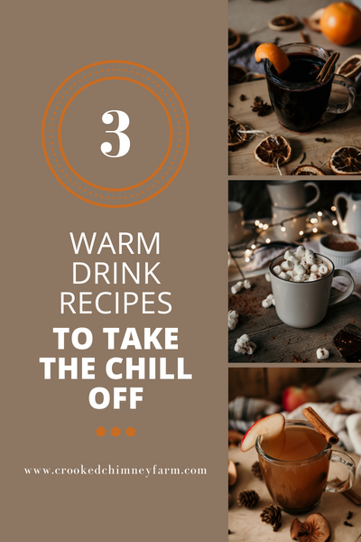 3 Hot Drinks to Take the Chill Off
