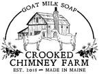 crooked chimney farm logo