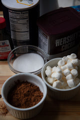 hot cocoa ingedients