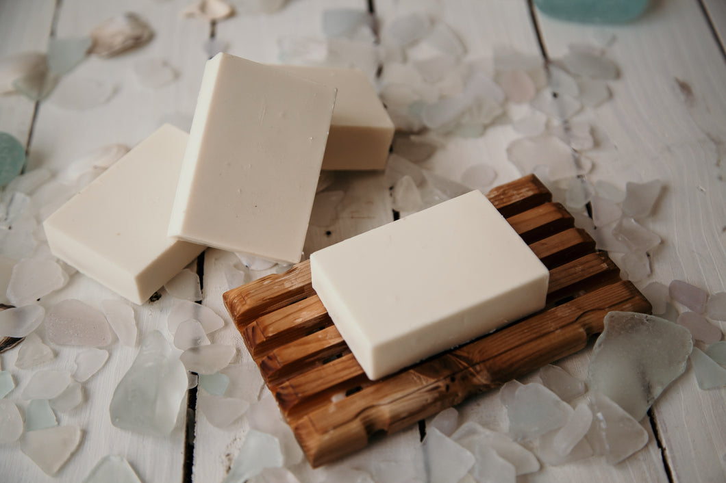Sea Salt Goat Milk Soap