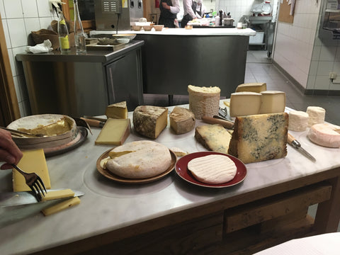 Podcast The Good Bouffe fromages terroir savoyard exception plaisir plateau