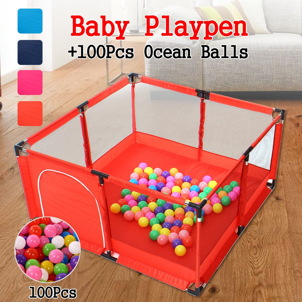 Bioby Baby Playpen For Children
