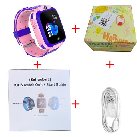 Smart Watch LBS Kid SmartWatches