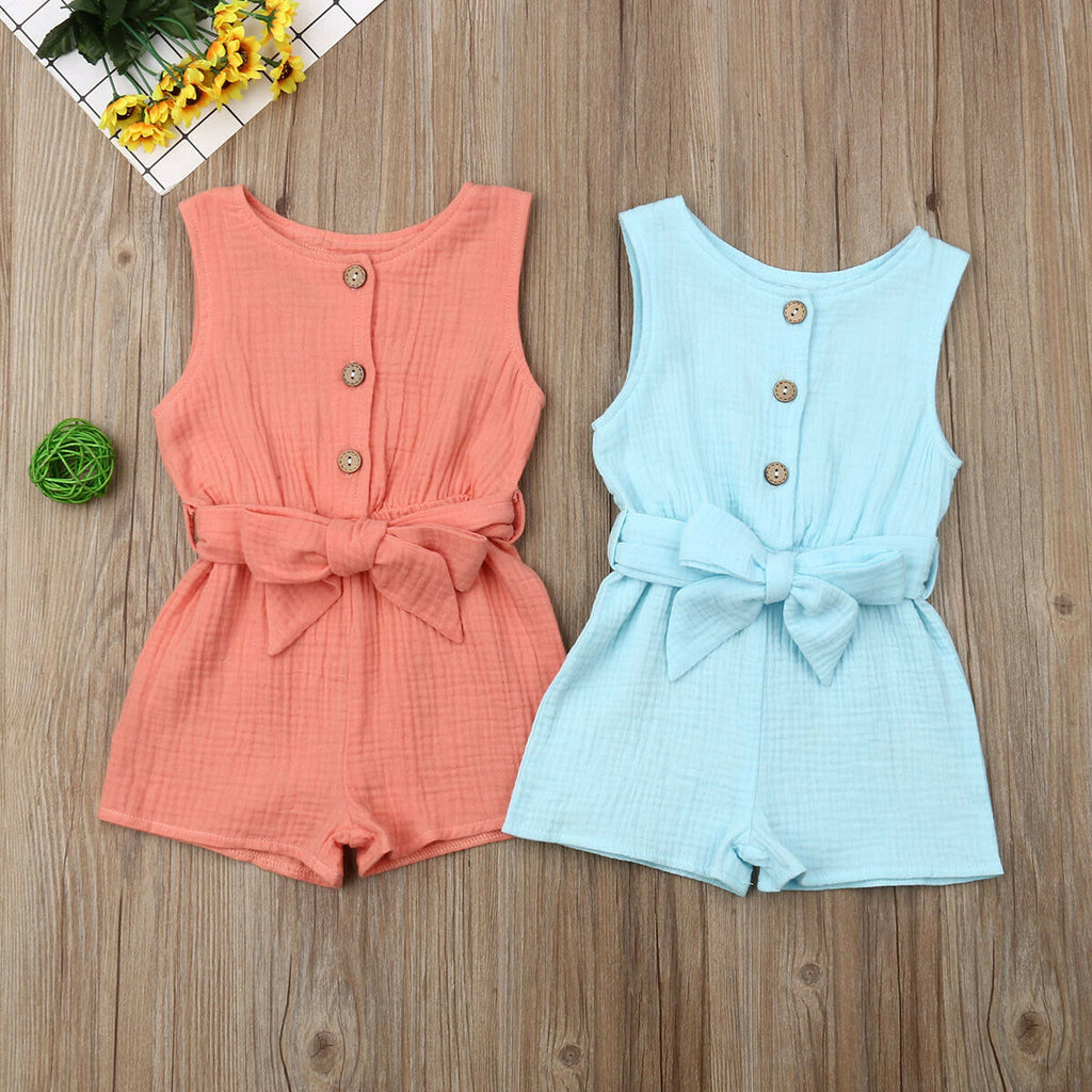 Summer Baby Girl Clothes