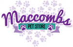 Maccombs Pet Store for Healthy Dog Food, Dog Treats, Cat Food, Rabbit Food