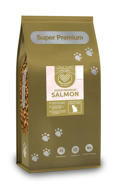 Maccombs Super Premium Salmon for Cats