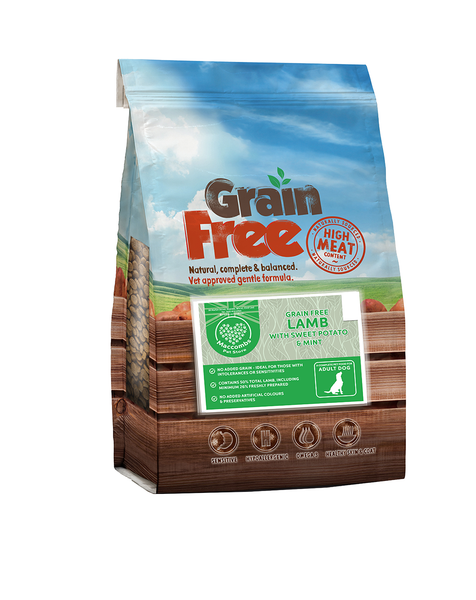 Maccombs Grain Free Lamb