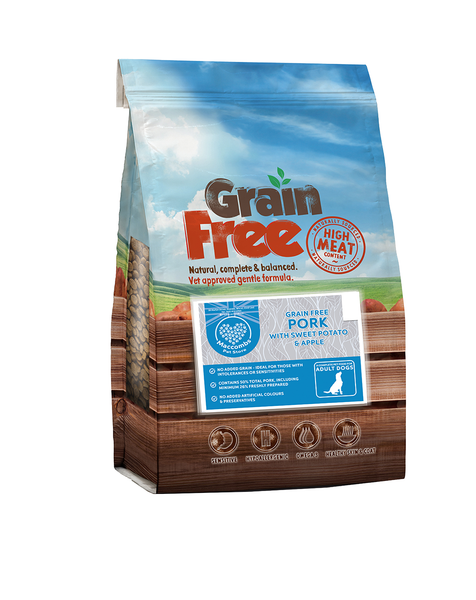 Maccombs Grain Free Pork