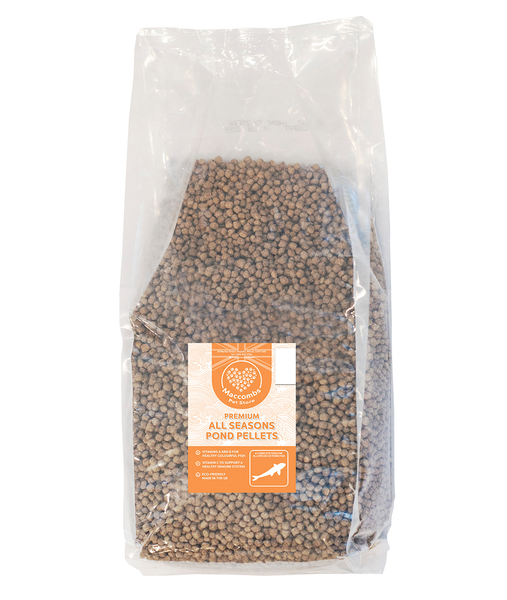 Maccombs All Weather Fish Pellets 10kg