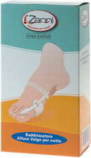 NIGHT BUNION SUPPORT - HALLUX VALGUS - 1 pair one size