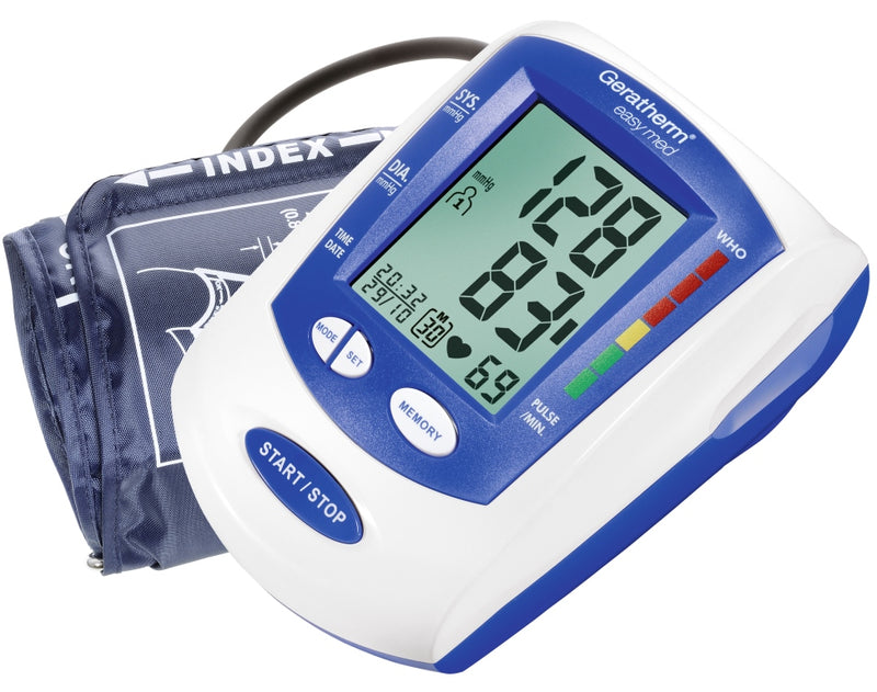 EASYMED - Compact upper arm BP monitor