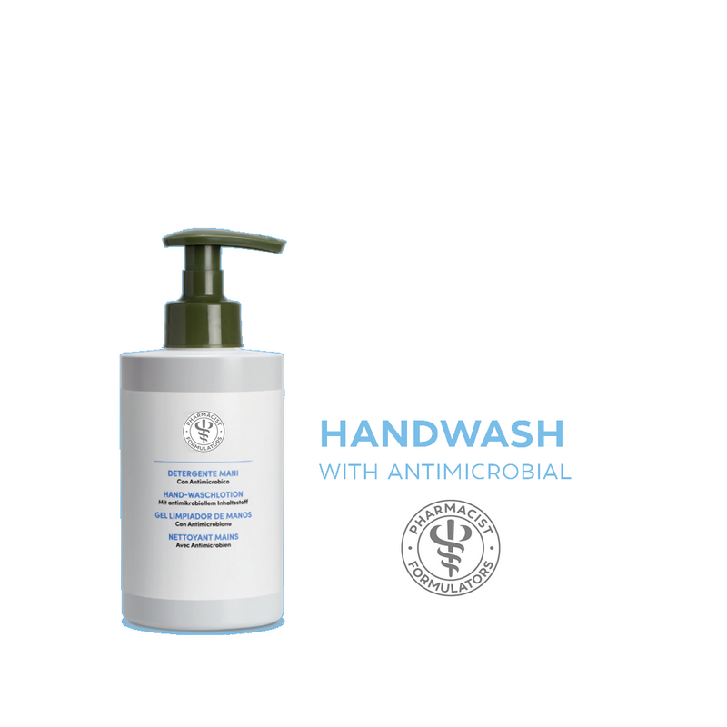 HANDWASH with ANTIMICROBIAL 300ml - Unifarco