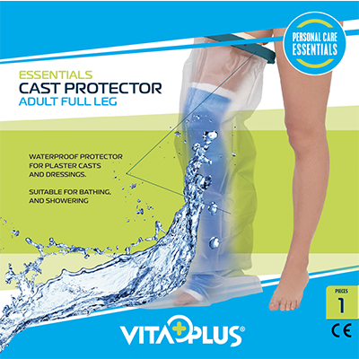 VP Cast Protector Adult Full Leg