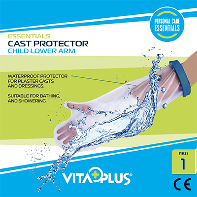 VP Cast Protector Child Lower Arm