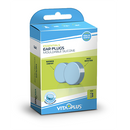 VP Ear Plugs Mouldable Silicone (3 pairs)