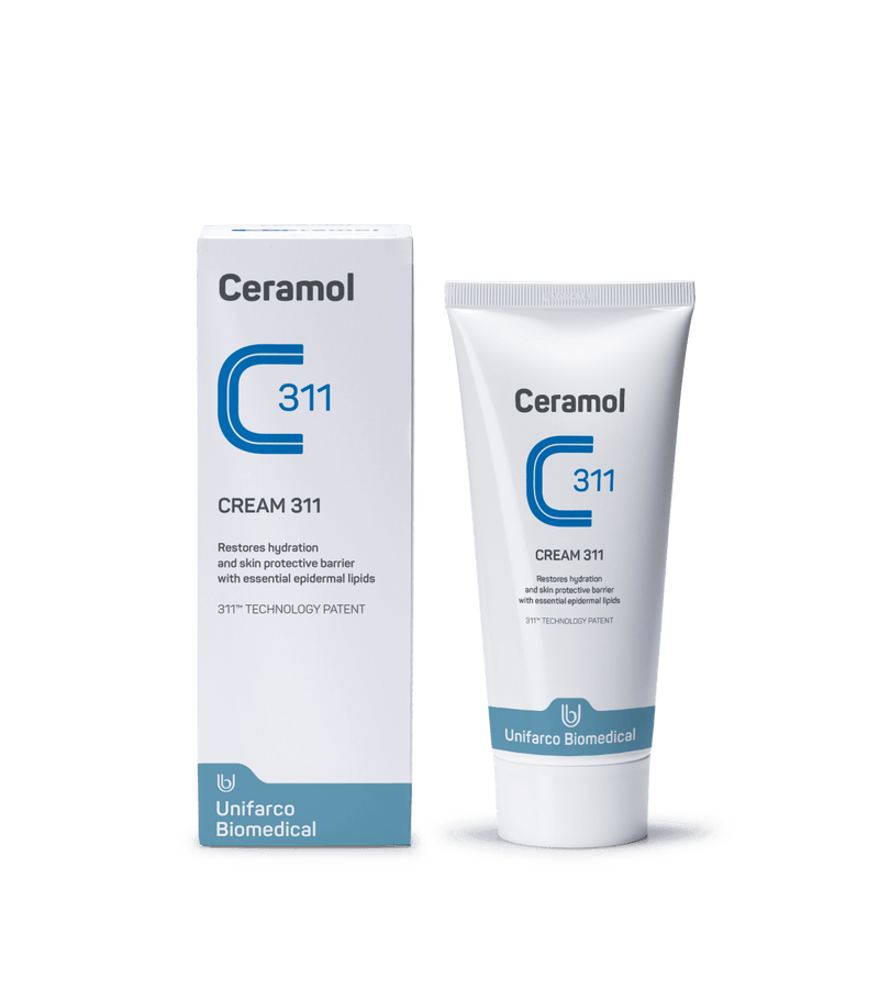 Ceramol - Cream 311 - 75ml tube