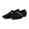 Monk Slip-ons(black)