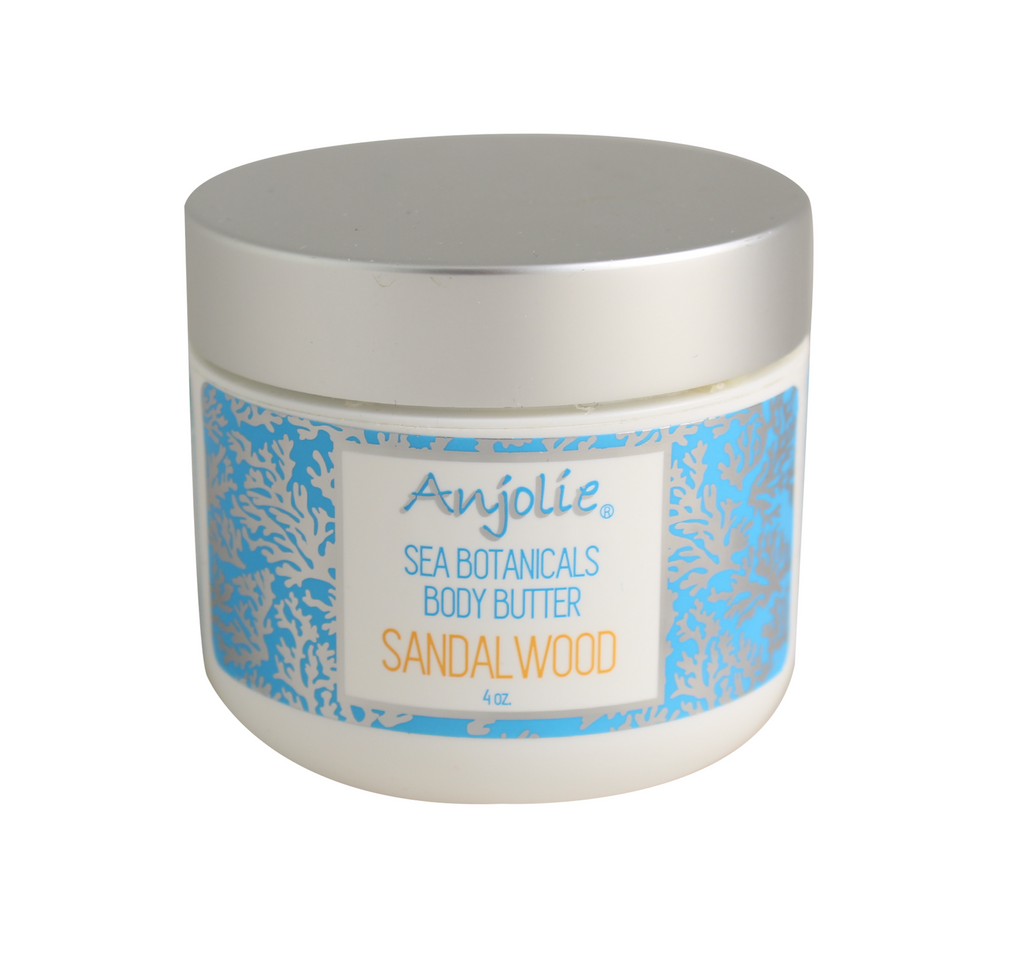 Sea Botanicals Body Butter Sandalwood
