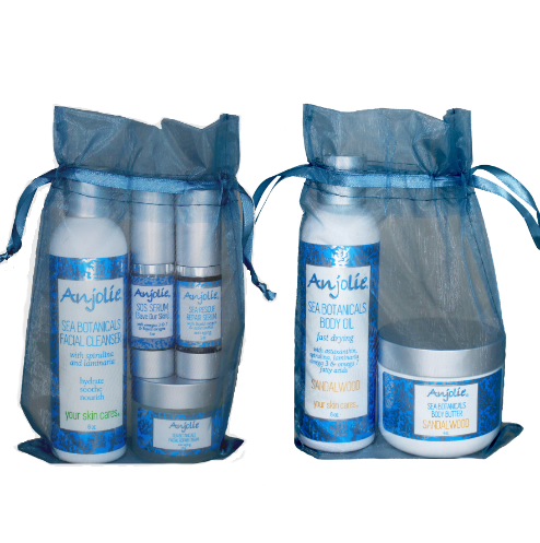 Ultimate Skincare and Bodycare Set (Choice of Citrus, Sandalwood or Vanilla)