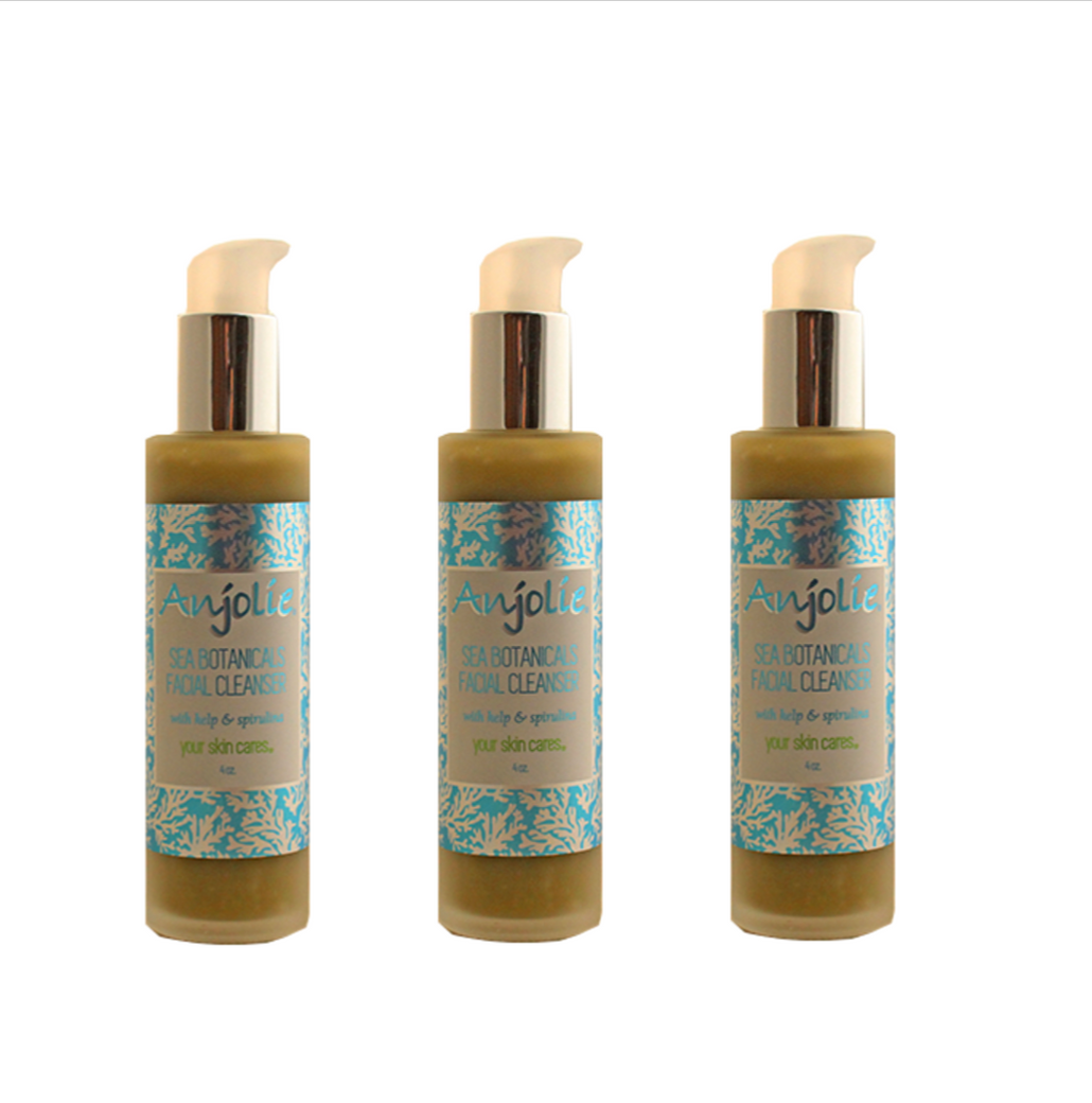 Sea Botanical Cleanser Set of 3