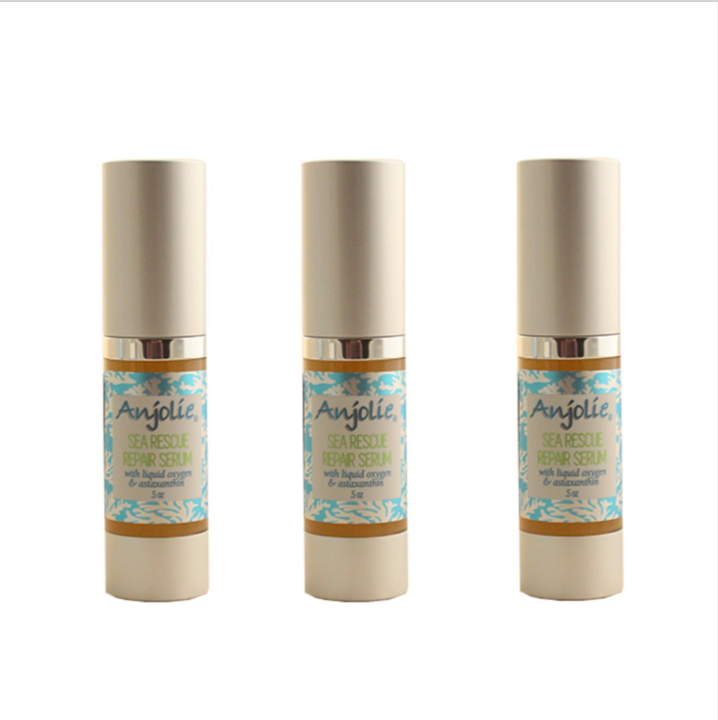Sea Rescue Repair Serum (3 Pack)