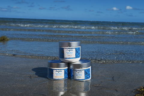 Sea Botanicals Body Butter (Citrus, Sandalwood or Vanilla)