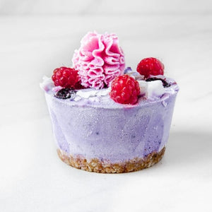 Mix Berry Coconut Cup Cake / Each - Zero Waste Bali