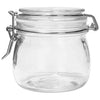 Flip Jar 500 ml / Each - Zero Waste Bali