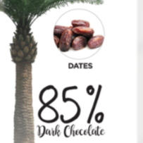 Chocolate BK - Dates 50 gram