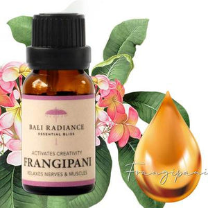 Frangipani Pure Essential Oil 15ml