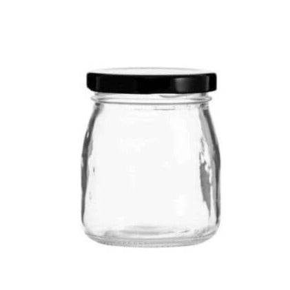 Glass Jar 180ml / Each - Zero Waste Bali