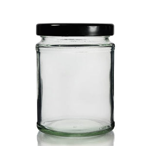 Glass Jar 330ml / Each - Zero Waste Bali