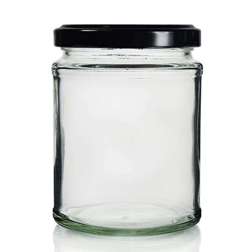 Glass Jar 500ml / Each - Zero Waste Bali