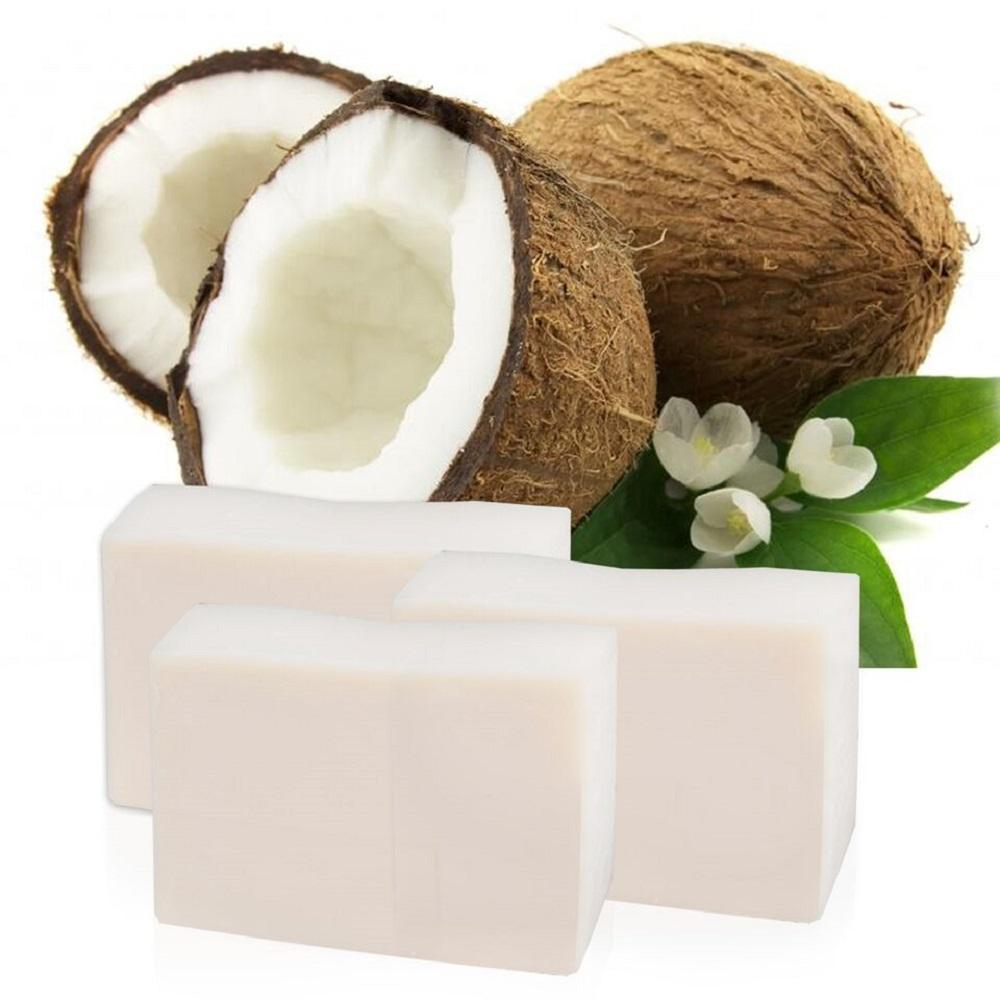 Coconut Shampoo Bar / Each - Zero Waste Bali