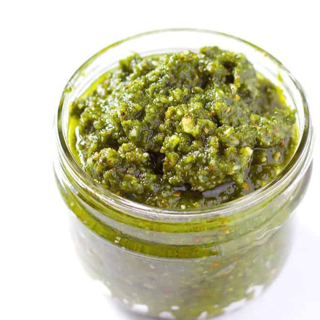 Eat Your Greens - Organic Pesto / Each - Zero Waste Bali