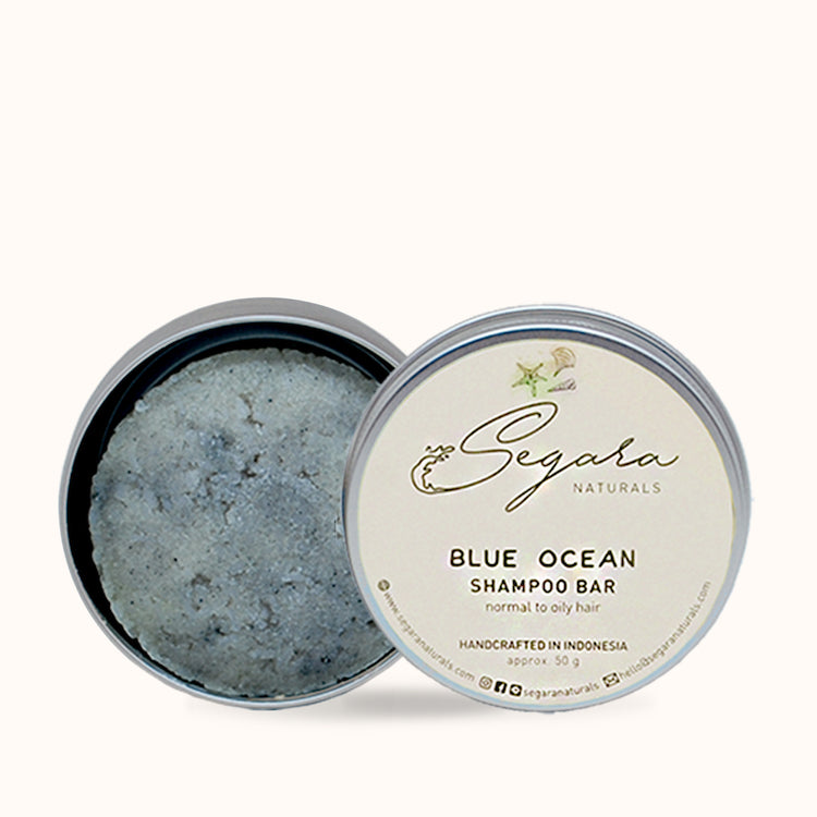 Blue Ocean Shampoo Bar / Each - Zero Waste Bali