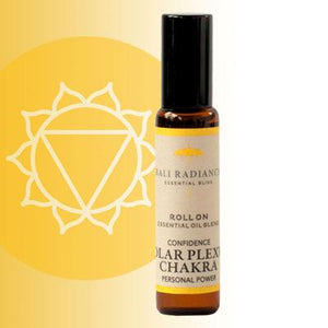 Solar Plexus Chakra Roll On 10ml