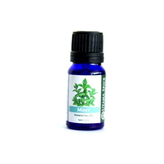 Essential Oil Mint 10ml / Each - Zero Waste Bali