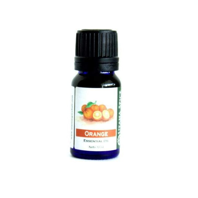 Essential Oil Orange 10ml / Each - Zero Waste Bali