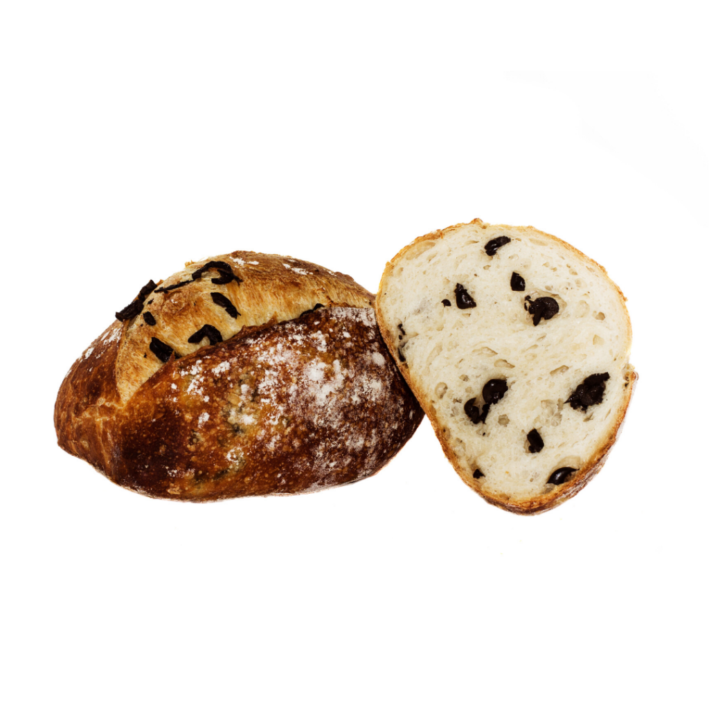 Olives Bread 250g / Each - Zero Waste Bali