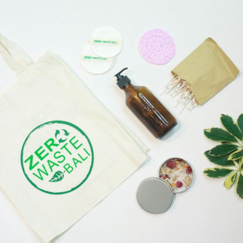 ZERO WASTE BEAUTY KIT 1 - Zero Waste Bali