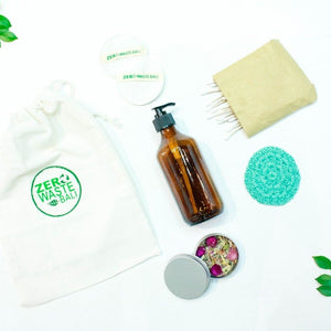 ZERO WASTE BEAUTY KIT 2 - Zero Waste Bali