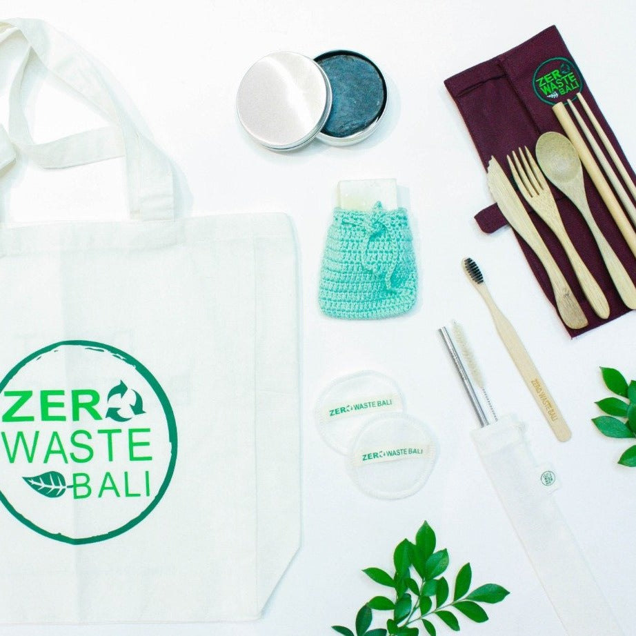 ZERO WASTE TRAVEL KIT 2 - Zero Waste Bali